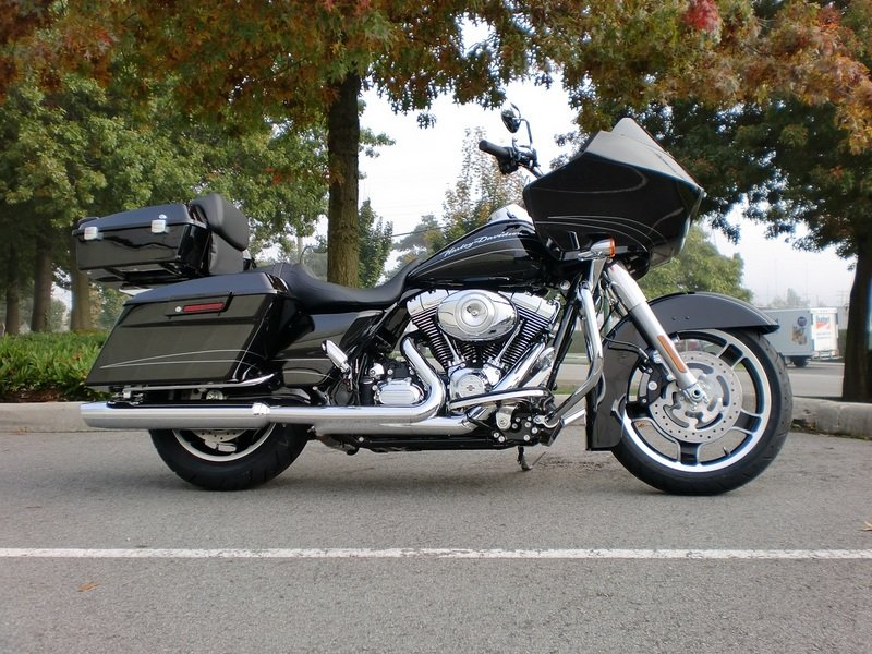 2012 Harley-Davidson Touring FLTRX Road Glide Custom High Resolution Exterior - image 433661