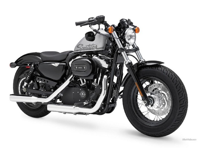 2012 Harley Davidson Xl1200x Sportster Forty Eight Top Speed