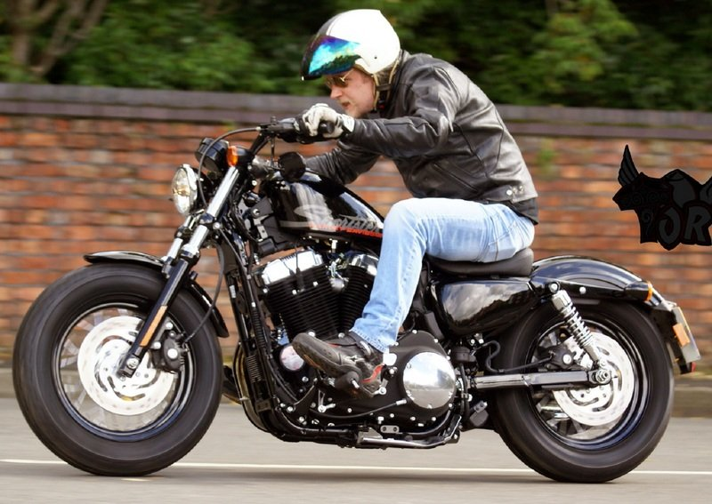 2012 Harley-Davidson XL1200X Sportster Forty-Eight