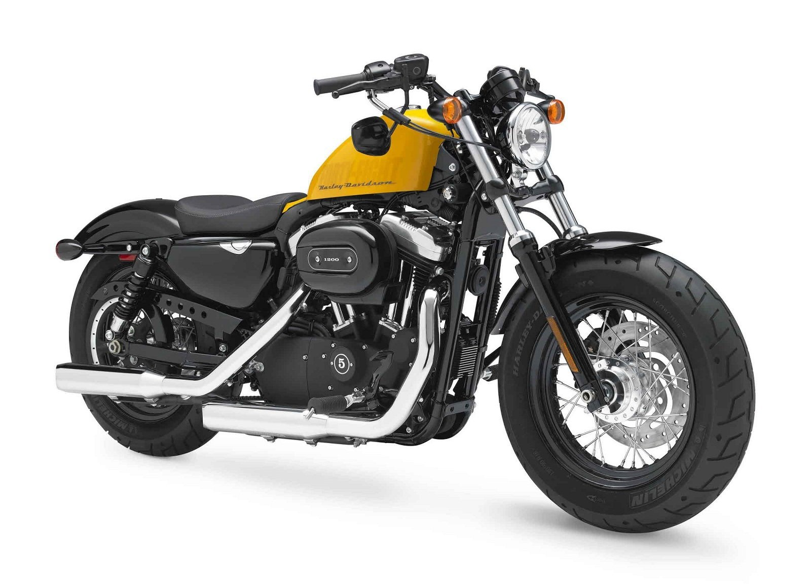 harley davidson xlx sportster forty  top speed