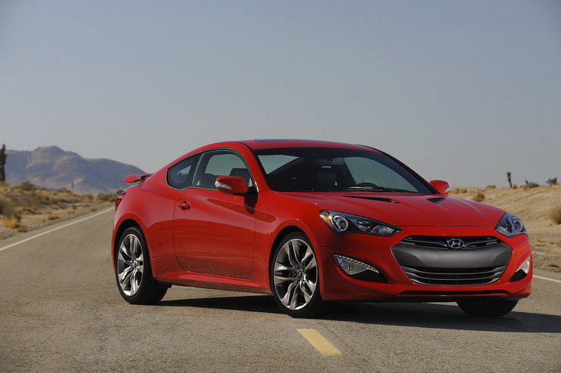 2013 Hyundai Genesis Coupe High Resolution Exterior - image 433250