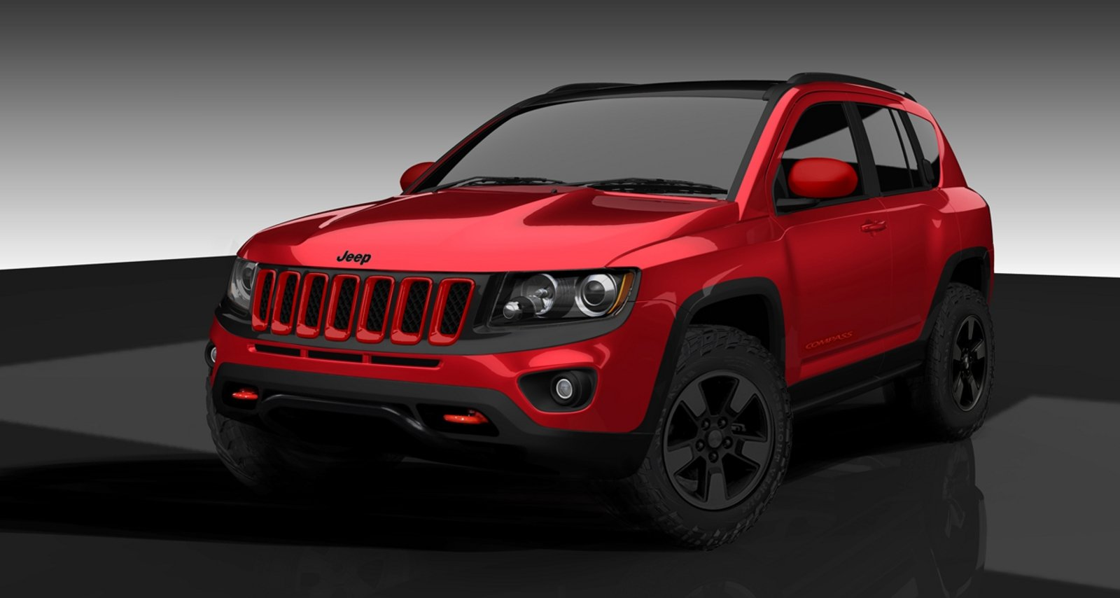 Lifted Jeep Wrangler >> 2012 Jeep Compass 'True North' By Mopar Review - Top Speed