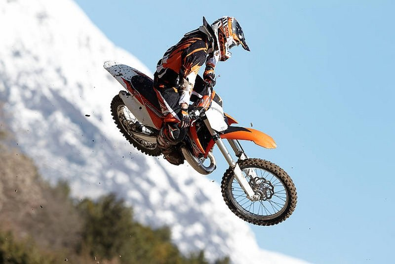 2012 KTM 125 SX High Resolution Exterior - image 434991
