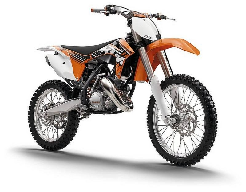 2012 KTM 125 SX High Resolution Exterior - image 434992