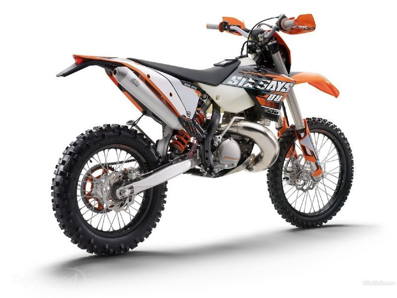 2012 KTM 250 EXC Six Days High Resolution Exterior - image 435545