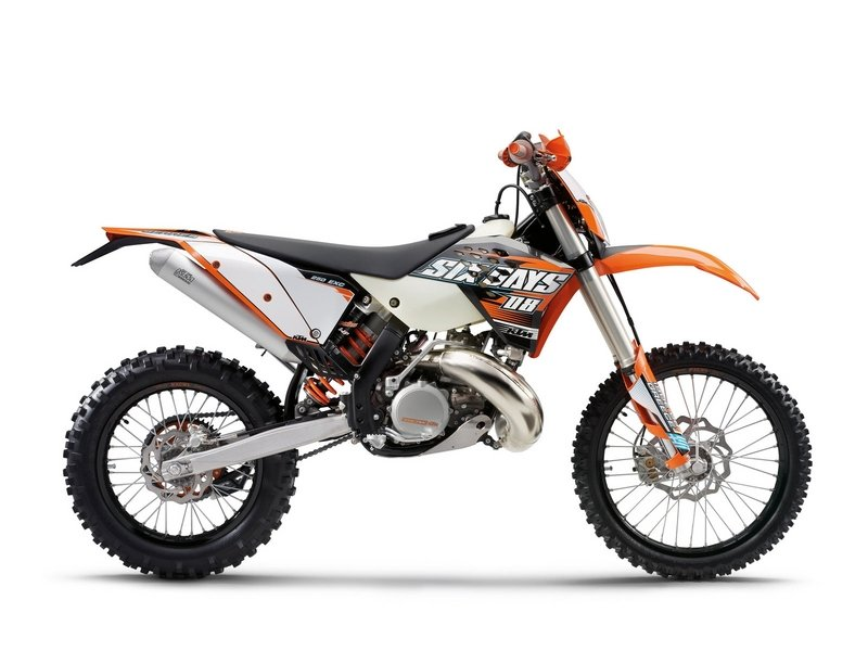 2012 KTM 250 EXC Six Days High Resolution Exterior Wallpaper quality - image 435546