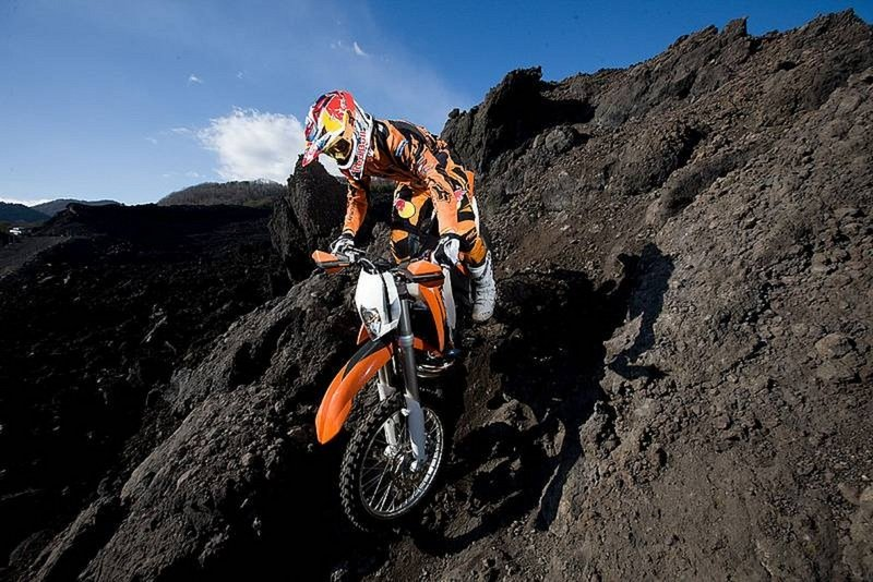 2012 KTM 250 EXC Six Days High Resolution Exterior - image 435535