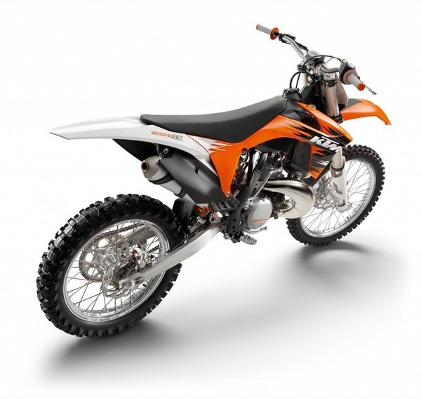 Motorcycle Review Top Speed: 2012 KTM 250 SX - Picture 435108