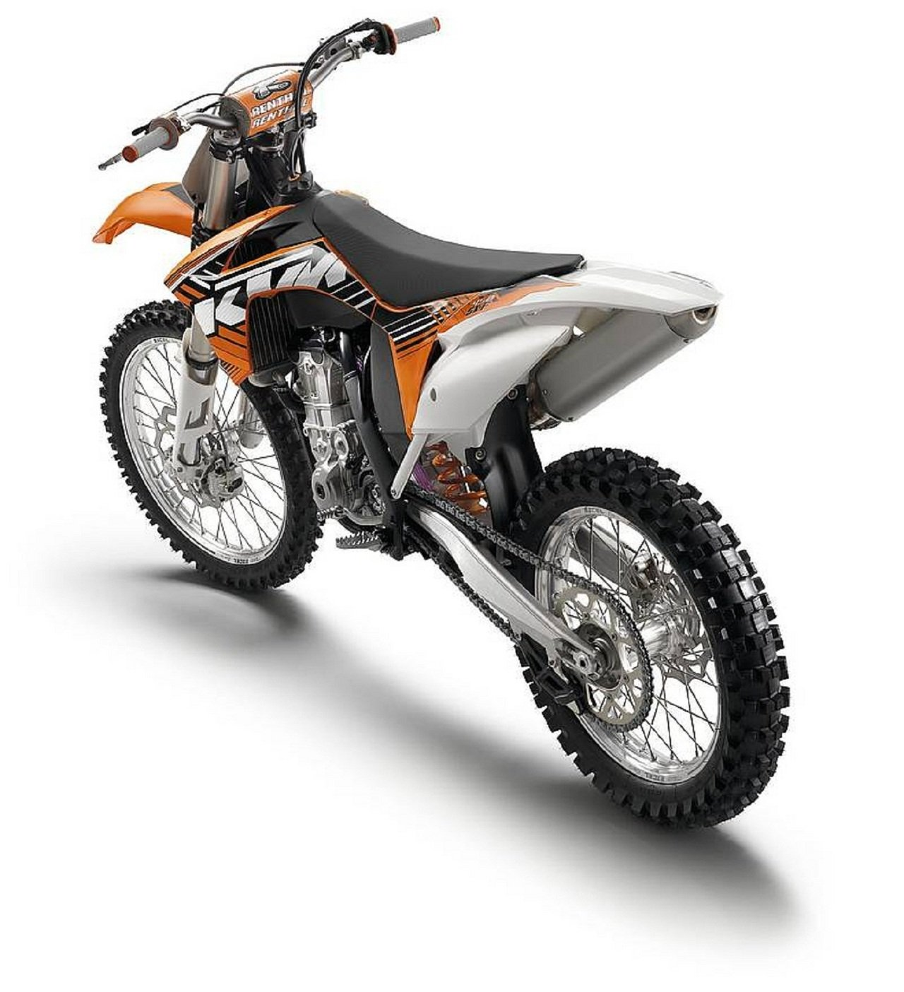 Motorcycle Review Top Speed: 2012 KTM 450 SX-F - Picture 435214