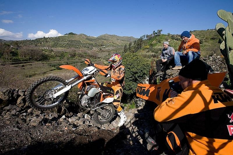 2012 KTM 500 EXC High Resolution Exterior - image 435504