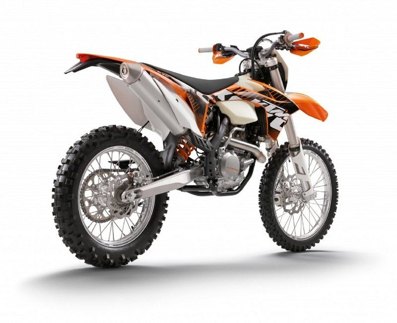 2012 KTM 500 EXC High Resolution Exterior - image 435498