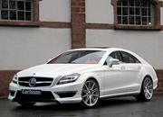 Mercedes CK63 RS Santa Edition by Carlsson