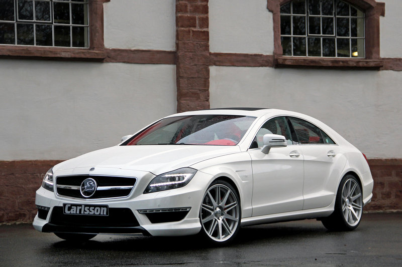 2012 Mercedes CK63 RS Santa Edition by Carlsson