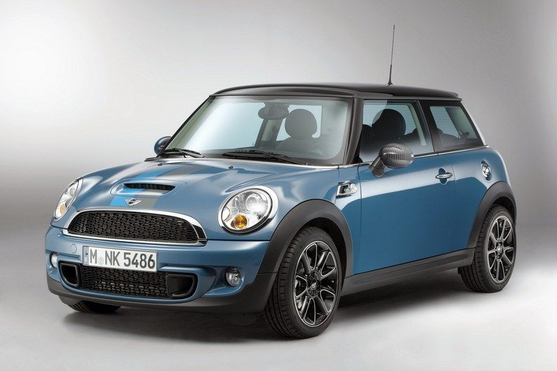 2012 MINI Cooper Bayswater Special Edition