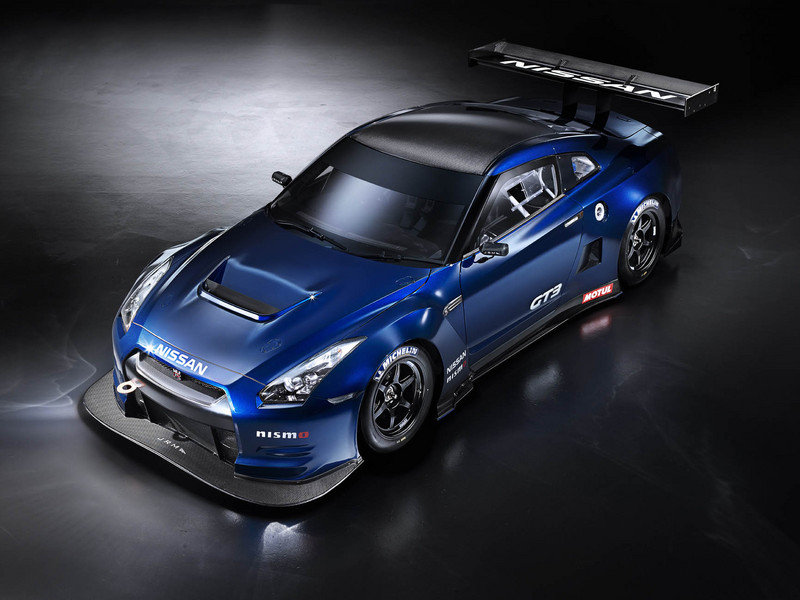 2012 Nissan GT-R Nismo GT3 High Resolution Exterior Wallpaper quality - image 435141