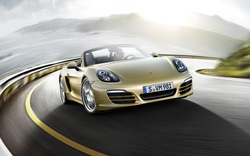 2013 - 2015 Porsche Boxster High Resolution Exterior - image 433857