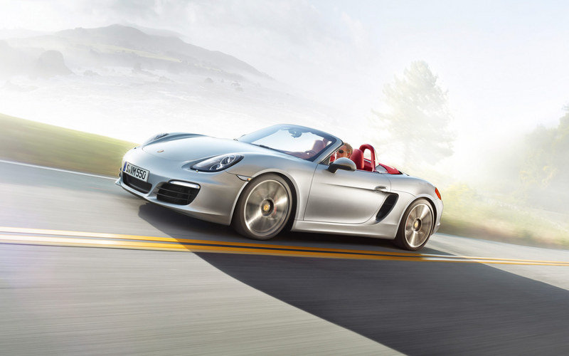 2013 - 2015 Porsche Boxster High Resolution Exterior - image 433870