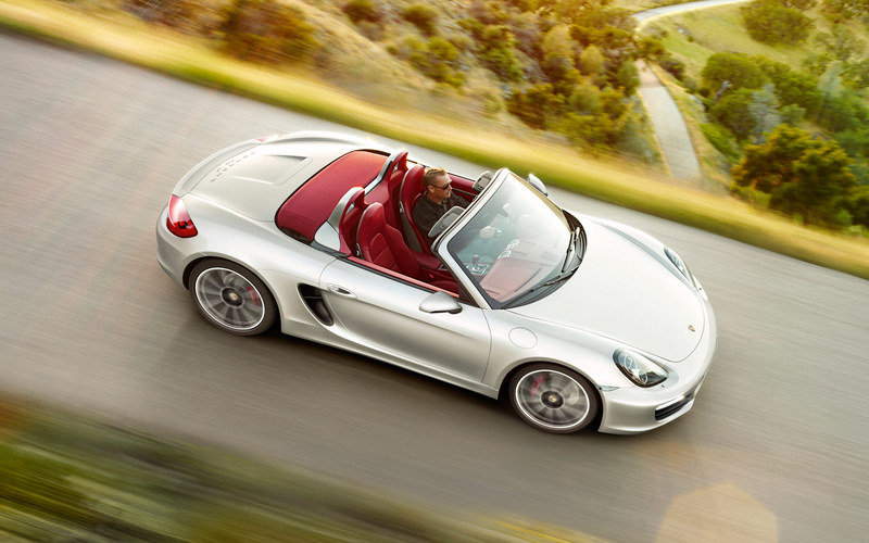 2013 - 2015 Porsche Boxster High Resolution Exterior - image 433871