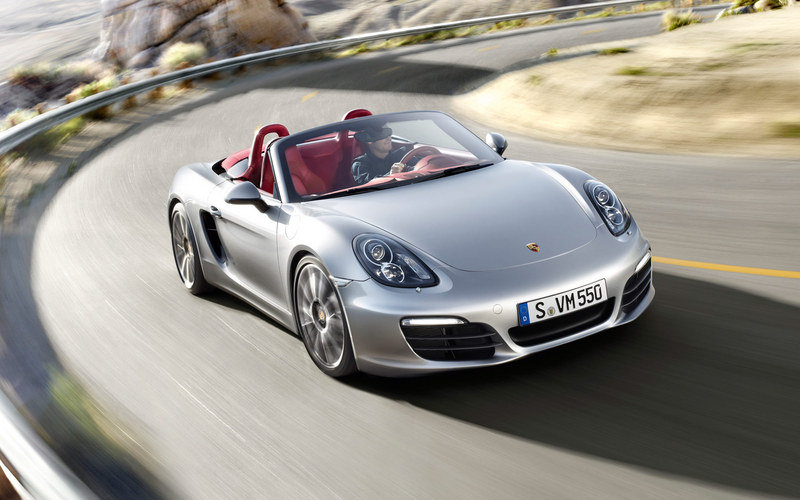 2013 - 2015 Porsche Boxster High Resolution Exterior Wallpaper quality - image 433872