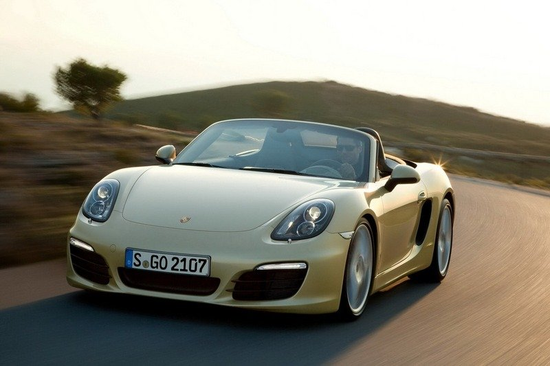2013 - 2015 Porsche Boxster High Resolution Exterior - image 433814