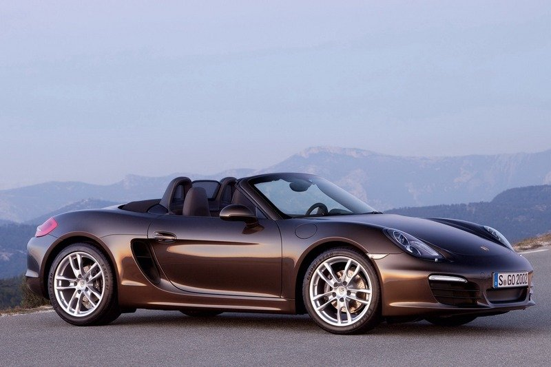 2013 - 2015 Porsche Boxster High Resolution Exterior - image 433811