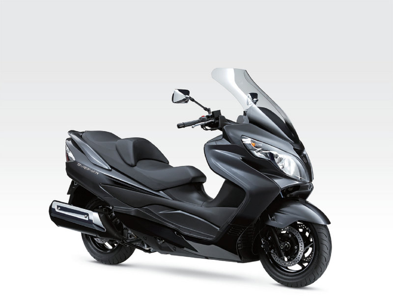 2012 Suzuki Burgman 400 ABS High Resolution Exterior Wallpaper quality - image 432517