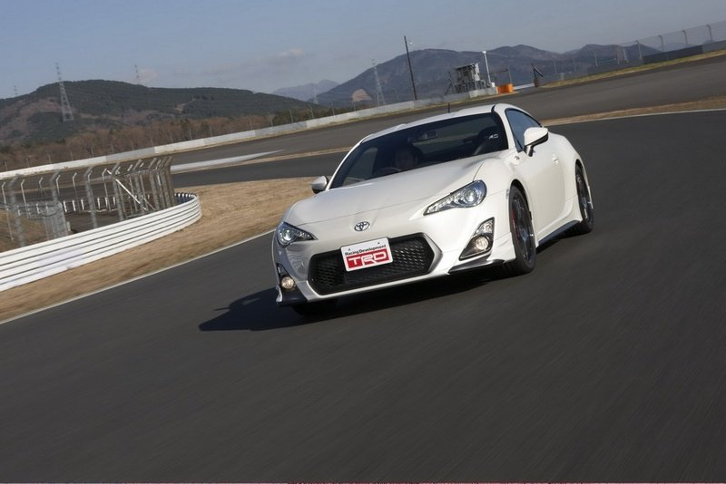 2012 Toyota GT86 by TRD