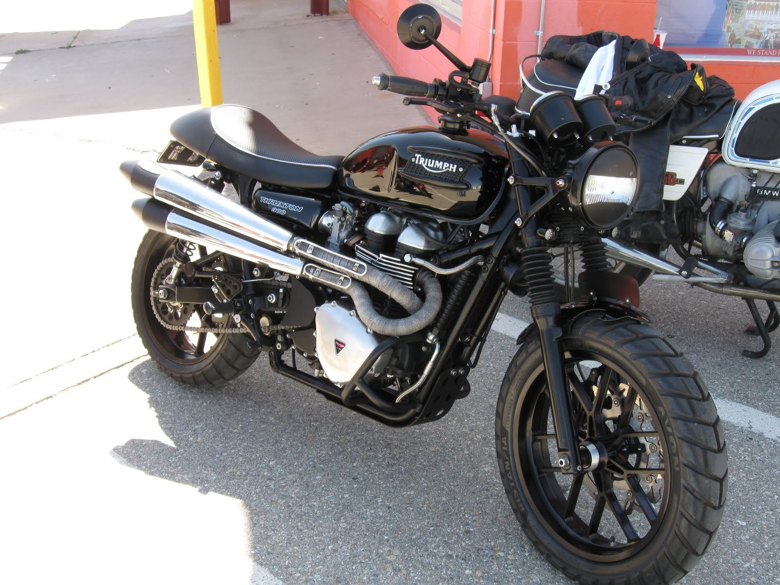scrambler pics page 76 triumph forum triumph rat motorcycle forums. Black Bedroom Furniture Sets. Home Design Ideas