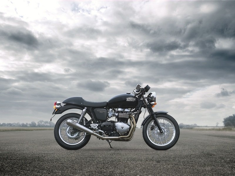 2012 Triumph Thruxton High Resolution Exterior Wallpaper quality - image 434177