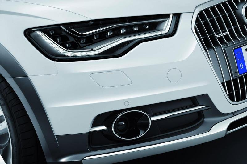 2013 Audi A6 Allroad High Resolution Exterior - image 433702
