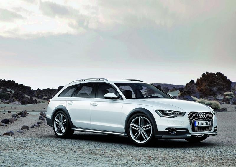 2013 Audi A6 Allroad High Resolution Exterior - image 433720