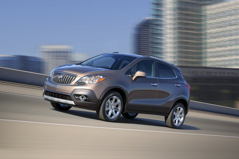 2013 Buick Encore High Resolution Exterior - image 433397