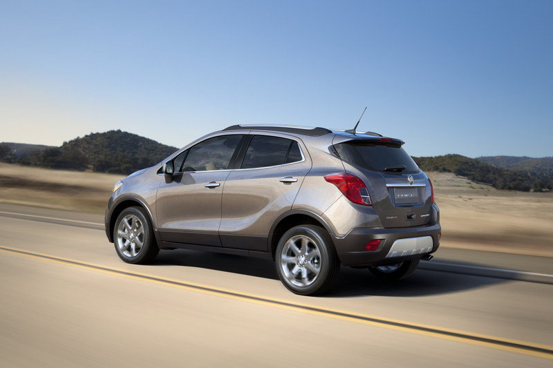 2013 Buick Encore High Resolution Exterior - image 433398