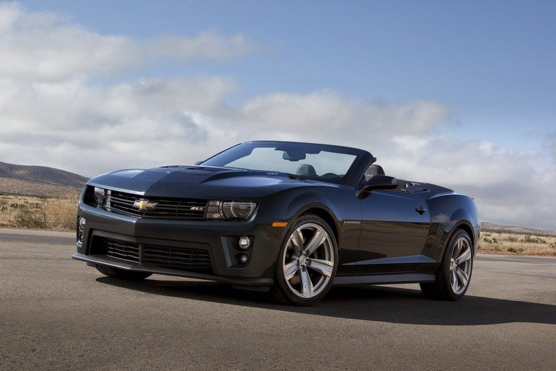 Good 2013 Chevrolet Camaro Convertible ZL1