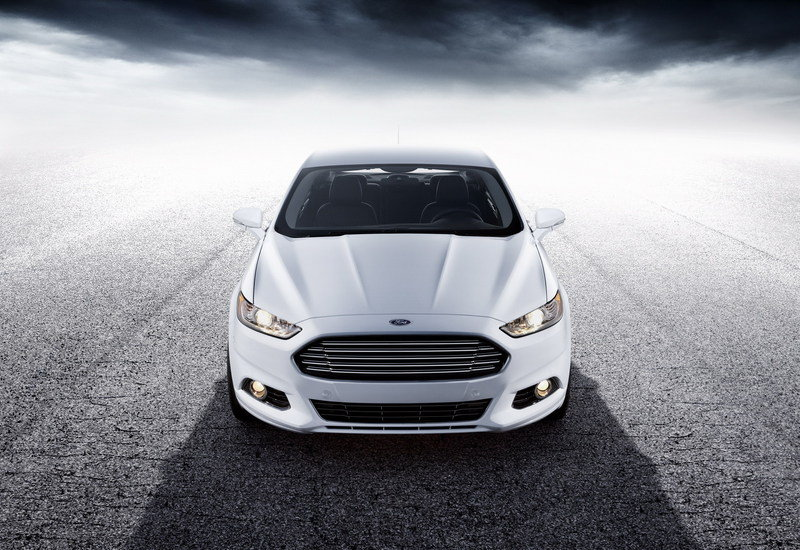 2013 Ford Fusion High Resolution Exterior - image 433106