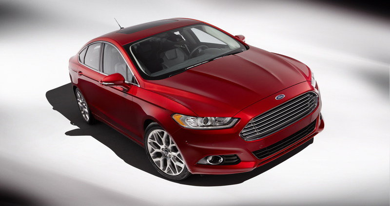 2013 Ford Fusion High Resolution Exterior - image 433123