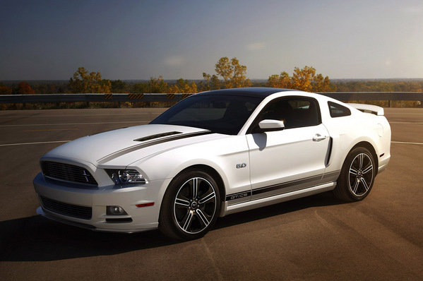 2013 Ford Mustang California Special Package Review Top