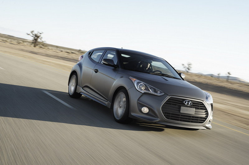 Hyundai Veloster: Latest News, Reviews, Specifications