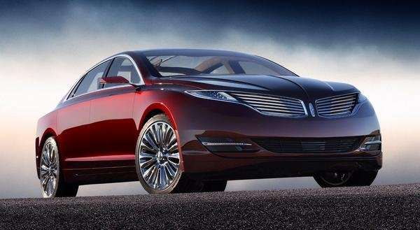 2013 Lincoln MKZ - Top Speed