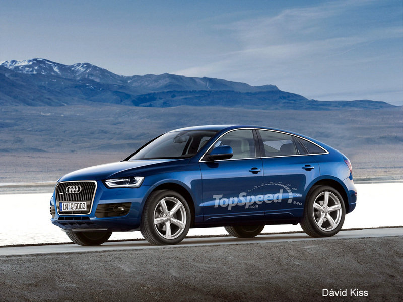 2015 Audi Q6 Exterior Computer Renderings and Photoshop - image 435618