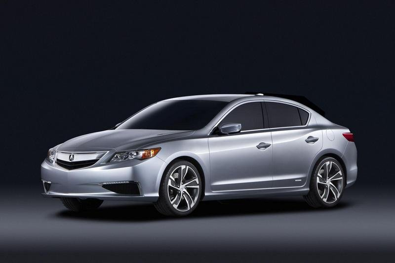 2012 Acura ILX Concept High Resolution Exterior - image 433411