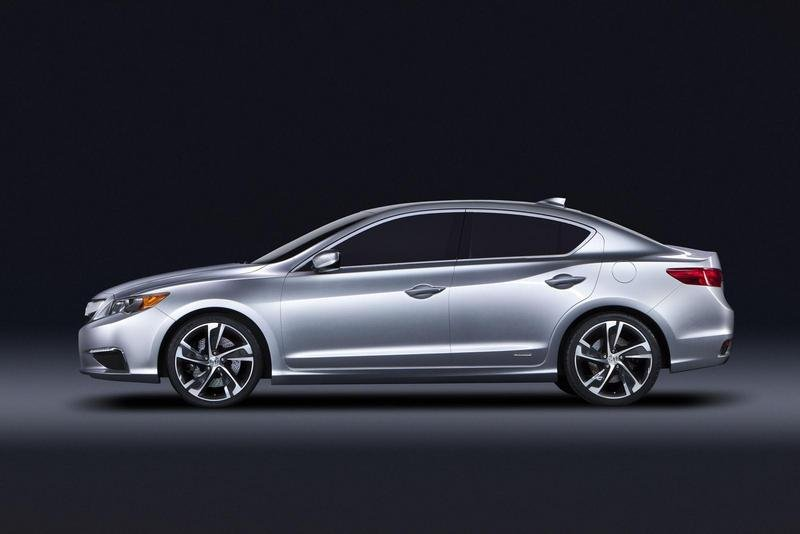 2012 Acura ILX Concept High Resolution Exterior - image 433413