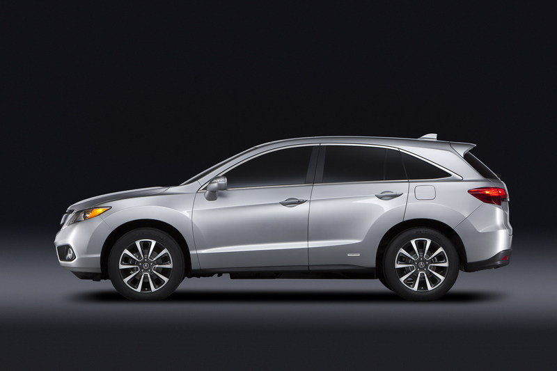 2013 - 2014 Acura RDX High Resolution Exterior - image 433517
