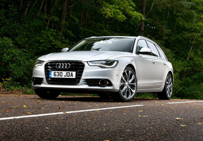 Audi unveils new twin-turbo V6 TDI engine in UK