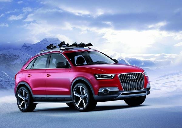 2012 audi q3 vail car review top speed. Black Bedroom Furniture Sets. Home Design Ideas