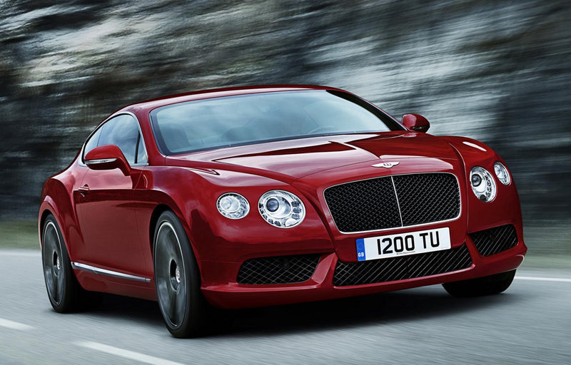 Bentley confirms luxury SUV; Lamborghini SUV will most likely follow