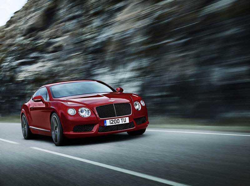 Bentley plans for the future with hybrid models and hopes to snag Maybach customers