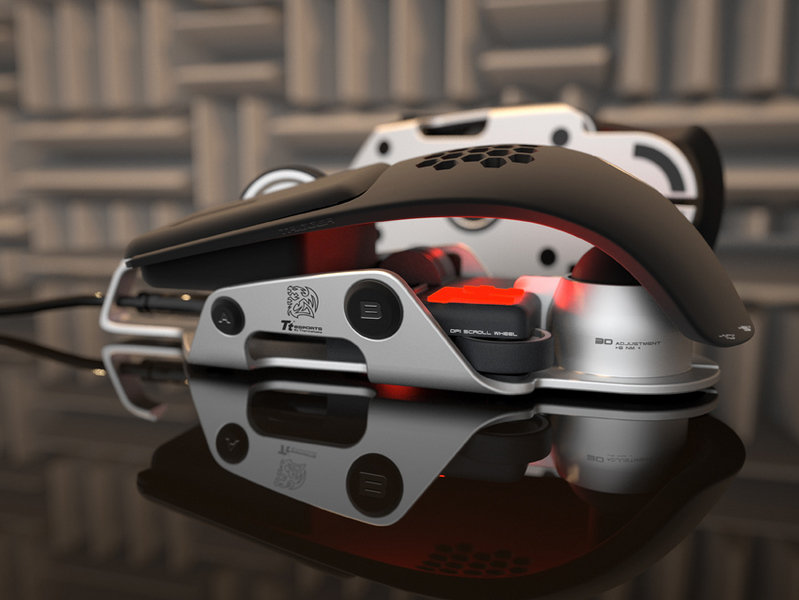 BMW mouse for Thermaltake Level 10 series