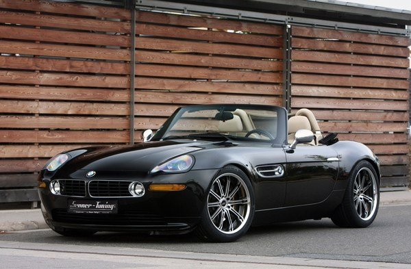 Bmw Z8 Top Speed