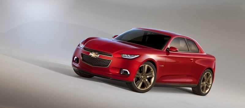 2012 Chevrolet Code 130R Concept High Resolution Exterior - image 433155